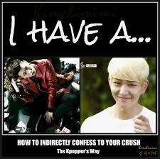 Funny Crush Memes - image about kpop in funny pictures by kimchimimi