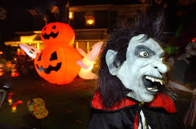 trick or treating hours on the peninsula for halloween 2015