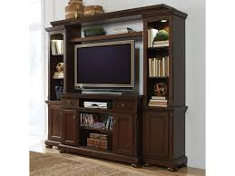 Tv Wall Panel Furniture Porter Entertainment Wall Unit W Tv Stand Bridge And Piers