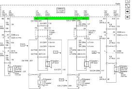 gmc yukon radio wiring diagram wiring diagram and schematic design
