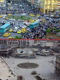 syria before and after syria before and after the war