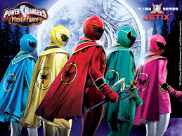 power rangers hero zone
