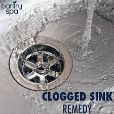 stopped up sink remedy unclog sink drain remedy unclog drains with baking soda vinegar