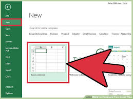 how to compare two excel files 6 steps with pictures wikihow