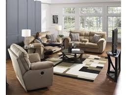 furniture mart catnapper furniture living room extra wide reclining sofa 1111