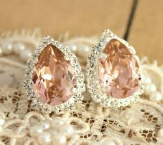 teardrop stud earrings 64 best bridesmaids images on bridesmaid earrings