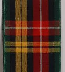 plaid ribbon plaid ribbon edinburgh plaid tartan ribbon buchanan