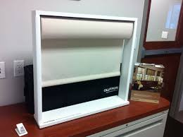 Roller Shade Lutron Battery Roller Shades Now Shipping Worthington Distribution