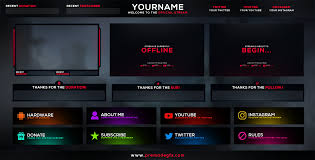 lighting for twitch streaming simple lights twitch pack premadegfx youtube banners twitch