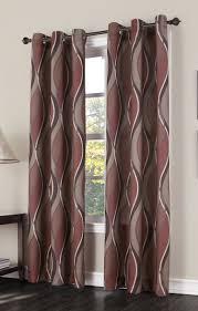 Maroon Curtains Intersect Slide U0026 Style Grommet Curtains U2013 Paprika U2013 Lichtenberg