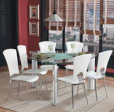 6 Seater Wooden Dining Table Design With Glass Top Triangular Dining Tables With Bench