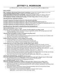 Resume Examples Zoo by Scribd Resume Zoo Curriculum