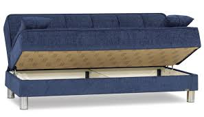 Blue Sleeper Sofa Smart Fit Blue Sofa Bed Smart Fit Casamode Furniture Sleepers