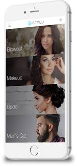 hair and makeup app mobile hair makeup in toronto vancouver on demand beauty stylu