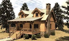 Home Plans With Porch Wonderfull Small Cabin Plans With Porch Inspirations Cabin Ideas