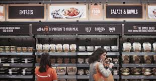 amazon plans to reinvent grocery store with amazon go time