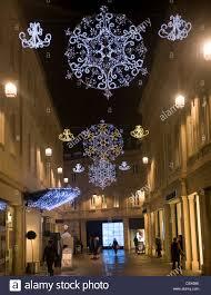christmas lights decorations southgate shopping centre bath