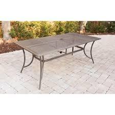 jensen leisure beechworth square outdoor table becker furniture