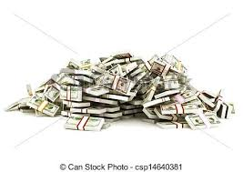 clipart money clipart pinart a square mountain of a picture indonesia