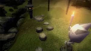 relax with the ps3 garden simulator shiki tei siliconera