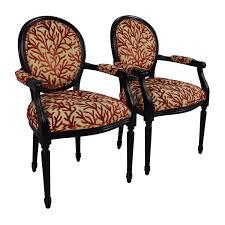 84 off ballard designs ballard designs oval back louis xvi buy ballard designs oval back louis xvi armchairs ballard designs
