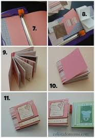 make a photo album mini photo albums are the way to store memories in small