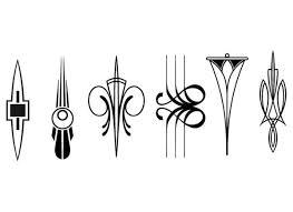 best 25 art deco tattoo ideas on pinterest glyphs art deco