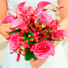 wedding flowers pink pink flowers for wedding the wedding specialiststhe wedding