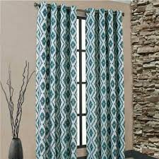 Teal And White Curtains Teal And White Curtains Cheap Cotton Organic Light Teal And White