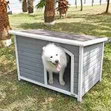 house dogs plastic barrel dog house feherje