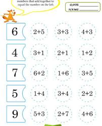 kids under math worksheets addition printable addition worksheets
