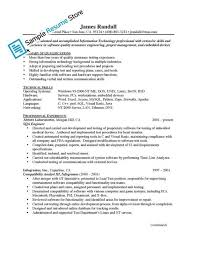 Sample Resume For Software Engineer With Experience In Java by Download Mobile Device Test Engineer Sample Resume