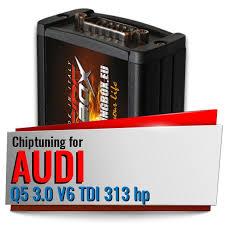 audi q5 3 0 tdi chip tuning chiptuning audi q5 3 0 v6 tdi 313 hp racing box
