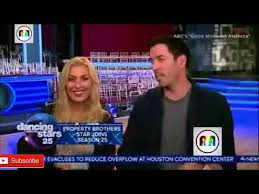 Property Brothers Cast New U0027dancing With The Stars 2017 U0027 Cast Revealed Find Out The