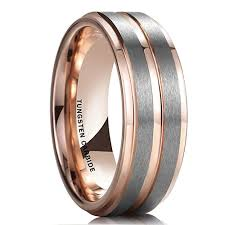 Tungsten Carbide Mens Wedding Rings 8mm unisex or men u0027s wedding band mens wedding rings silver