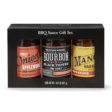 food gift sets williams sonoma bbq sauce gift set williams sonoma