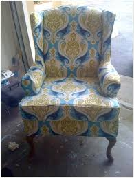 Winged Chairs For Sale Design Ideas Simple Wing Chair Slipcover Design Ideas 64 In Aarons Villa For