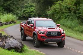 recall on toyota tacoma toyota recalls 228 000 tacoma trucks rear differential