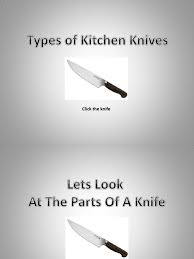 all about knives blade knife