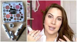Em Makeup em cosmetics by phan review demo