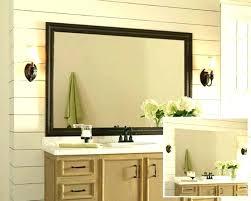 ideas for bathroom mirrors contemporary bathroom mirror ideas small bathroom mirrors popular