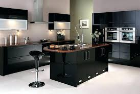 cuisine noir mat et bois cuisine noir mat et bois cuisine cuisine complete noir mat