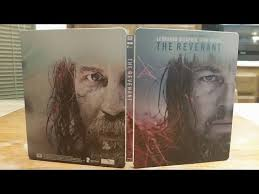 the revenant amazon black friday the revenant best buy exclusive blu ray steelbook unboxing youtube
