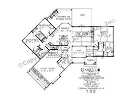 Cottge House Plan by Westbrooks Ii Cottage 11117 G House Plan Covered Porch Plans