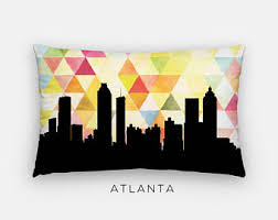 Home Decor Atlanta Atlanta City Etsy