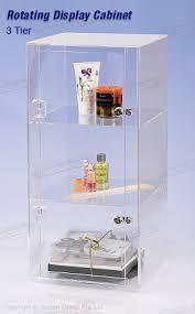 Acrylic Display Cabinet Acrylic Display Stands U2013 Rotating Acrylic Cabinet Lockable