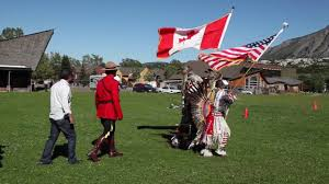 Blackfoot Indian Flag Blackfoot Pow Wow Youtube