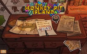 the monkey pit island survive the treasure curse android apps
