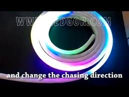 programmable led light strips flexible programmable led neon strip smd full rgb led neon flex