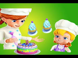 fun family education kids learn adventure cooking yummy cake